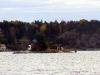 Bootsfahrt in die Schären nach Grinda, 10.10.2010