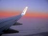 Rückflug, 11.10.2010