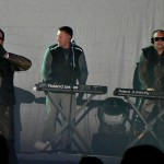Front 242 in der Agra